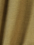 Moss Green Casual Cotton Curtain