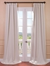 Cottage White Bellino Blackout Curtain
