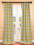 DEAL BUSTER: 2-1 Espen Citron Jacquard Curtain