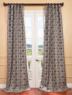 DEAL BUSTER: 2-1 Flanders Multi Jacquard Curtain