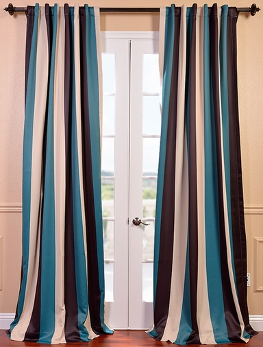 Key Largo Blackout Curtain