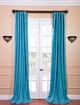 NEW: Raw Silk Curtains