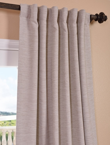 Sand Dollar Bellino Blackout Curtain