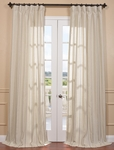 Trinidad Hemp Linen Blend Stripe Curtain