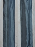 Park Ave Faux Silk Taffeta Stripe Swatch