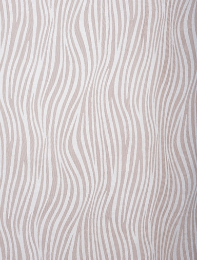 Piera Taupe Gray Patterned Sheer Swatch