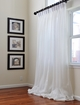 Signature Sheer Curtains - Double Layered