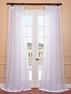 Signature Sheer Curtain - Double Layered