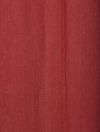 Tango Red French Linen Swatch