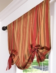 Tie-Up London Valance