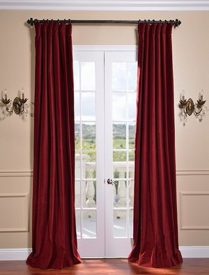 Velvet & Blackout Curtains