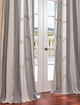 NEW: Veranda Linen Blend Curtains