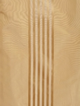 Waterford Sand Silk Stripe Swatch