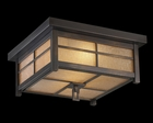 Fine Art Lamps Capistrano Outdoor Ceiling Lighting - Bronze 401080
