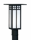 "Glasgow 7"" Outdoor Post Light By Arroyo Craftsman"