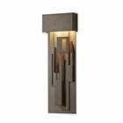 "Hubbardton Forge Collage Large 27.1"" LED Outdoor Wall Sconce Lighting 302523D"