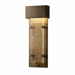 "Hubbardton Forge Ursa Small 23.6"" LED Outdoor Lighting Sconce 302501D"