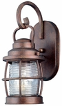 "Kenroy Home Beacon 13"" Outdoor Wall Lighting - Copper 90951GC"