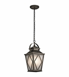 Kichler Hayman Bay Kichler Hanging Outdoor Light 49294OZ
