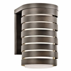 "Kichler Roswell 10.5"" Outdoor Wall Light - Bronze 49209OZ"