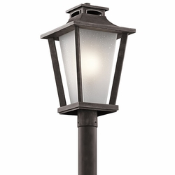 Kichler Sumner Court Traditional Exterior Post Light 49664WZC