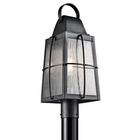 Kichler Tolerand Outdoor Post Lighting - Black 49555BKT