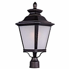 Maxim Knoxville Outdoor Lamp Post - Traditional 85621FSBZ