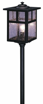 "Mission 30.375"" Outdoor Landscape Light By Arroyo Craftsman"