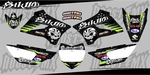 Sik110's Graphic kit Kawasaki KLX110/L (2010-2015)