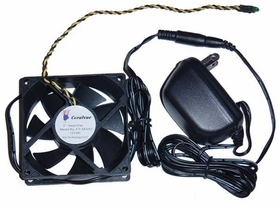 CoralVue 4 Inch Variable Speed Smart Fan