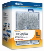 Aqueon Filter Cartridge Large Large-6 Pack