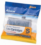 Aqueon Filter Cartridge Small-3pk
