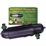Coralife Turbo-Twist 3X - U.V. Pond Clarifier