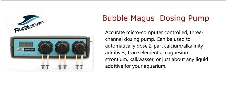Bubble Magus Dosing Pump
