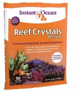 Instant Ocean Reef Crystals Salt Mix 50 gallon