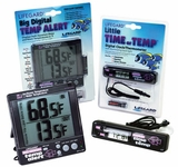 Lifegard Aquatics Big Digital Temperature Alert