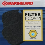 Marineland C-Series Canister Filter  Foam for 160 & 220(2pk)