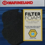 Marineland C-Series Canister Filter  Foam for 360(2pk)