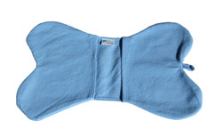 Chammyz Spa Pet Towel, Large Blue