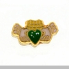 Claddagh Floating Locket Charm