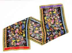 Feline Fairies Scarf by Laurel Burch