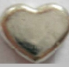 Heart Heart Locket Charm