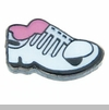 Tennis Shoe Floating Locket Charm