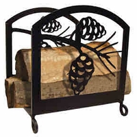Fireplace Log Racks