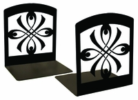 Ribbon Iron Bookends