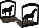 Western Horse Iron Bookends