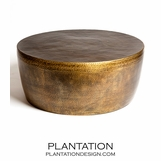 Akila Coffee Tables | Brass