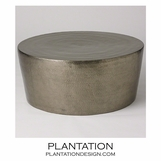 Akila Coffee Tables | Nickel