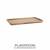 Alsatian Rectangular Tray | Small