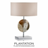 Anda Luxury Horn Lamp | Short